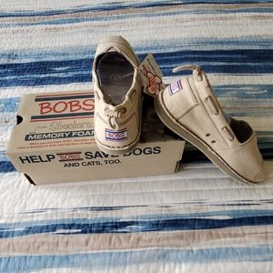 New Bob's from Skechers Sailboat shoes SZ 8